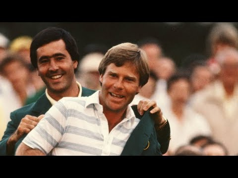 1984 Masters Tournament Final Round Broadcast