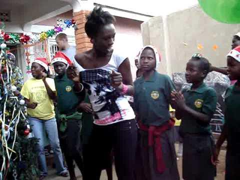 Cindy Sanyu (Cinderella Sanyu), Uganda, performs f...