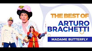 The Best Of Arturo Brachetti - Madame Butterfly (quick change performance, 2009, ITA sub Eng)