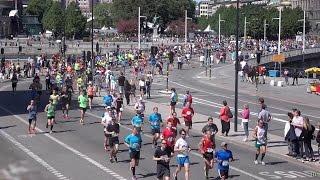 Stockholm Marathon 2016 with Timelaps