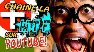Bande annonce humour : MA CHAINE YOUTUBE WTF!