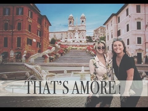 CATIE AND JOLIE TAKE OVER ITALY | ROME EDITION | SUMMER VLOG