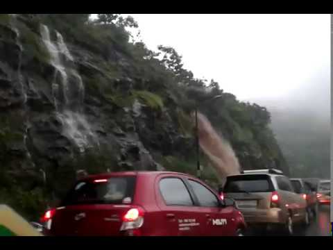 Bogda Pune Katraj Highway(rainy weather )