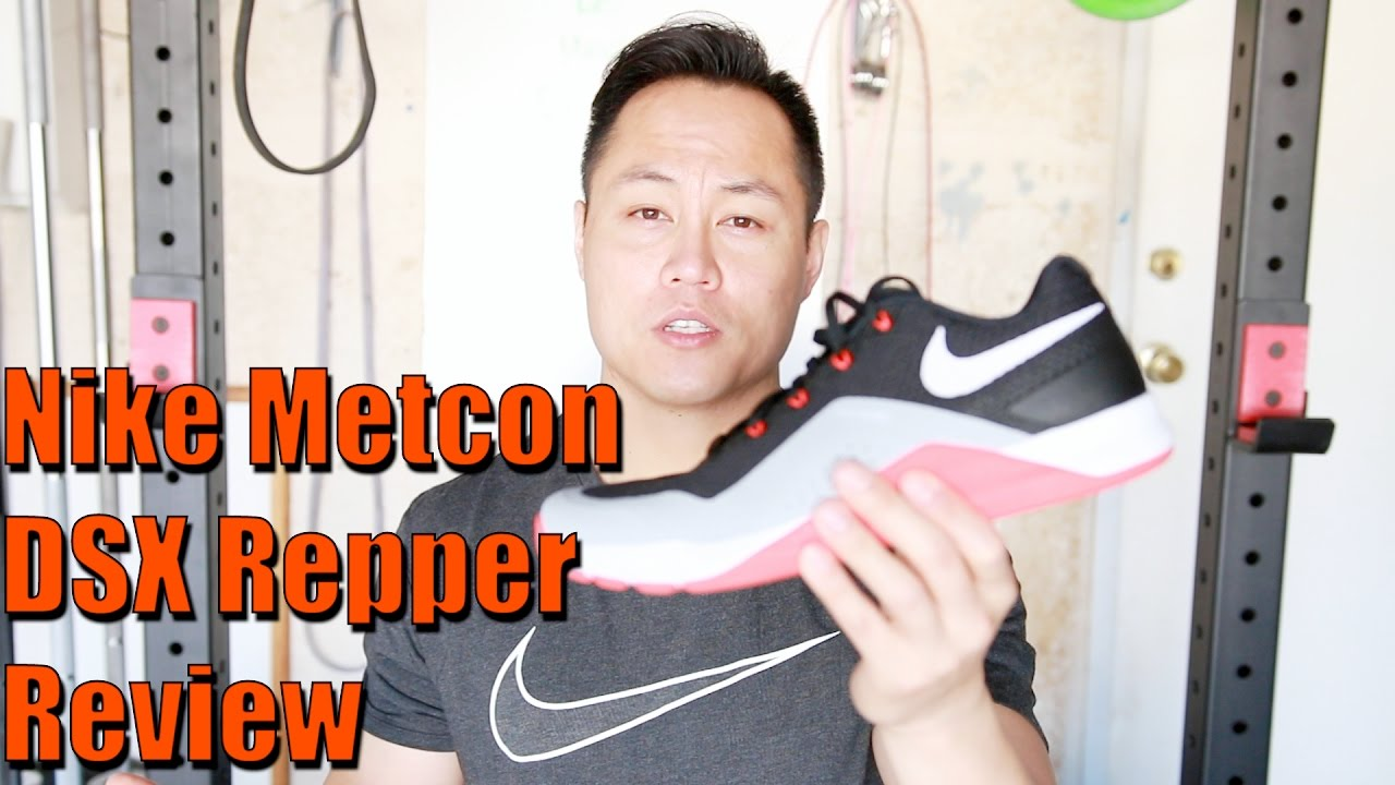 new product 7121e c7e6a Nike Metcon DSX Repper Shoe Review
