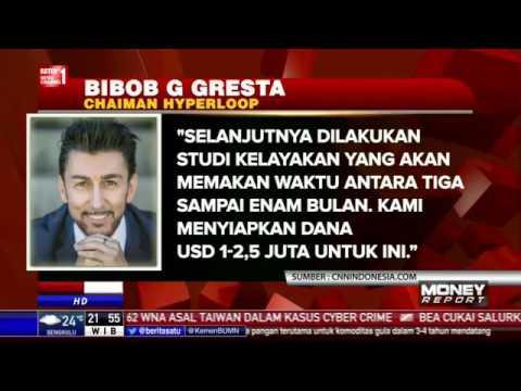 Hyperloop Indonesia News