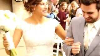 Jordan & Sophie Kaiser Wedding: Ceremony & Reception