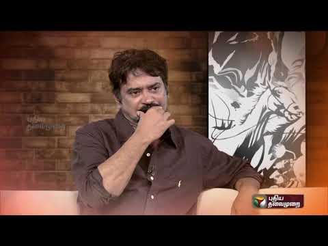 CINEMA ONLY CINEMA-CINEMATOGRAPHER SANTHOSH SIVAN TALKS ABOUT AJITH VIJAY-Interaction with VJ Balaji