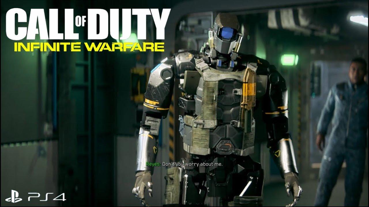 Call of Duty: Infinite Warfare OST - Operation Burn Water