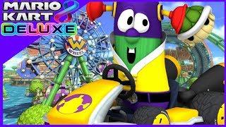 Mario Kart 8 Deluxe w/ Viewers