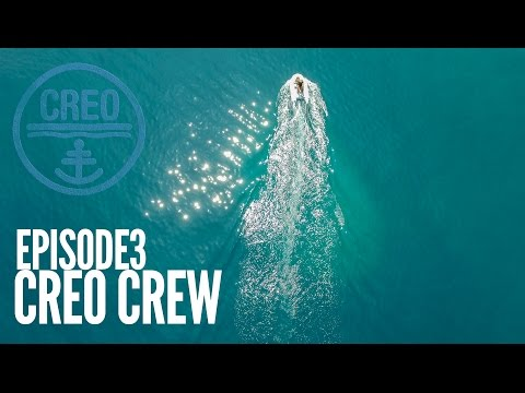 New CREW onboard CREO - Ep3 Sailing Creo