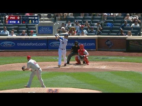 Syndergaard belts first big league home run