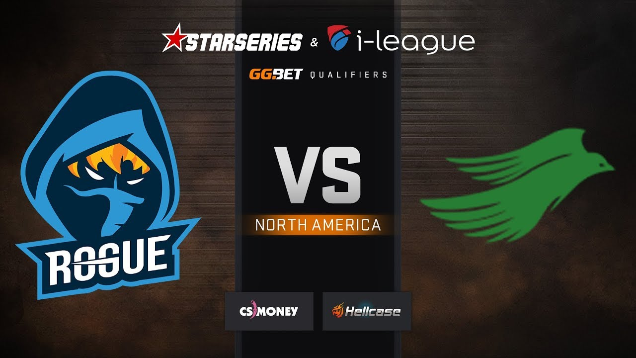 [EN] Rogue vs Vireo.pro, map 2 Nuke, StarSeries & i-League S7 GG.Bet NA Qualifier