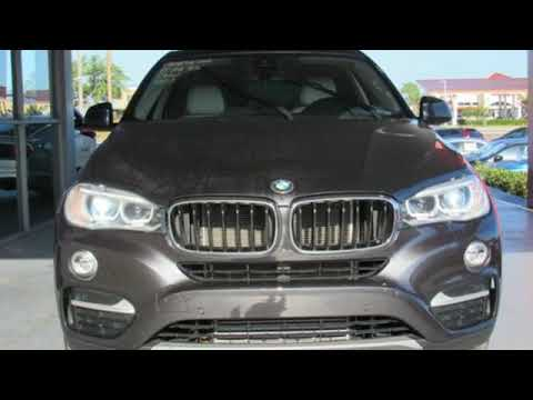 Used 2015 BMW X6 Lakeland FL Tampa, FL #19OS127A - SOLD