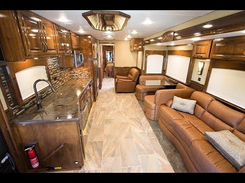 Iws Motor Coaches Renegade 2016 Xl Stk 1727 Interior Youtube