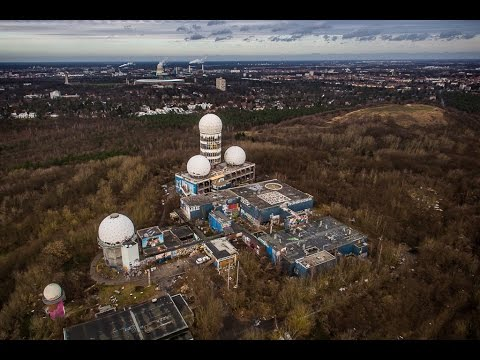 "NSA Field Station Berlin ""Teufelsberg"""