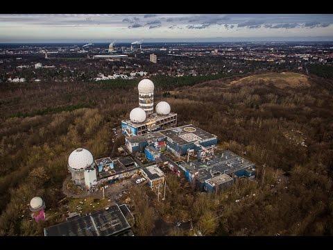 """NSA Field Station Berlin """"Teufelsberg"""""""