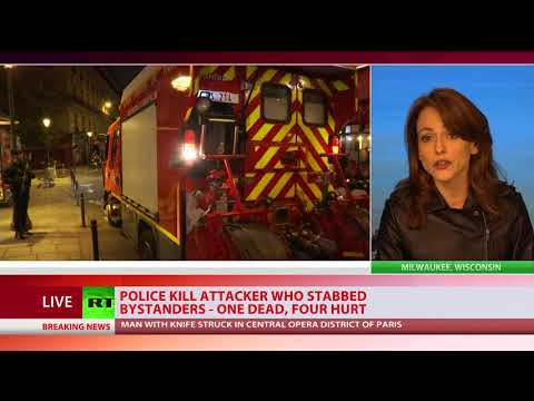 Mass stabbing in Paris: French authorities investigating attack as terrorism