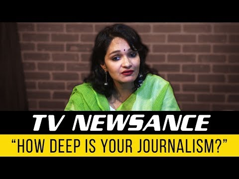 TV Newsance Episode 12: How deep is your journalism? streaming vf