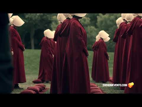 Margaret Atwood Live in Cinemas - Trailer
