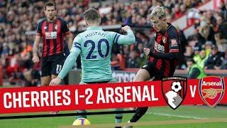 King wonder goal not enough 😔 | AFC Bournemouth 1-2 Arsenal