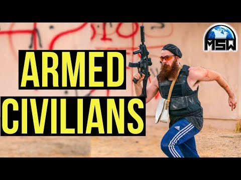 Milsim West The Kazakh Revolution | Armed Civilians (Elite Force 4CRS) Part 3