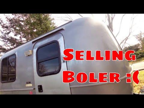 1977 Boler - Update -  Having to sell my tiny trailer