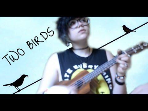 Regina Spektor Two Birds Ukulele Cover Youtube