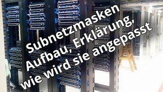 Netzwerk: Wie funktioniert das Internet? - Die Subnetzmaske