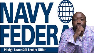 Navy Federal Secured Loan And My Results Using Pledge Loan