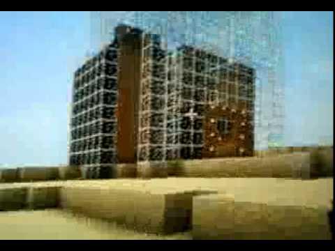 Minecraft mooste huis en achtbaan youtube - Huis placemat wereld ...