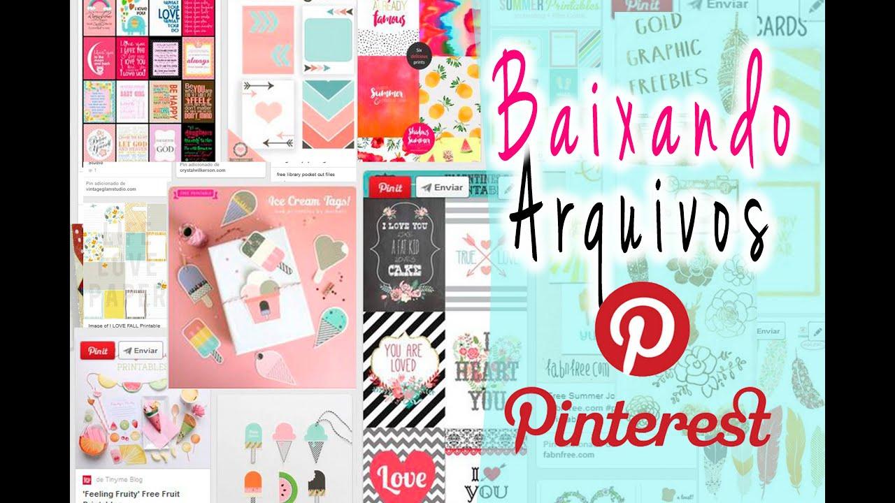 Https Www Pinterest Com Como Baixar Imagens Arquivos Corretamente Do Pinterest