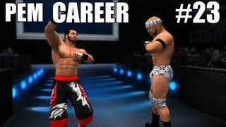 WWE'13 PEM Career - Capitulo 23 - ''Alianza contra los campeones''
