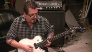How to play Paranoid by Black Sabbath on guitar by Mike Gross