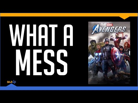 This Should Not Have Been Released In This State (Marvel's Avengers Review)