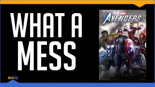 This Should Not Have Been Released In This State (Marvel's Avengers Review) (Video Game Video Review)