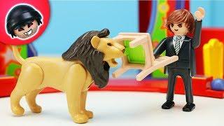 El Presidente geht zum Zirkus!    Playmobil Polizei Film   KARLCHEN KNACK #248