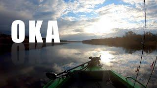 Риболовля на Оці в жовтні