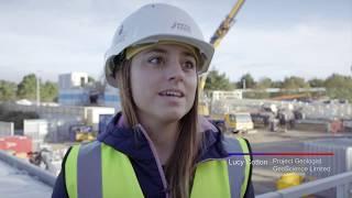United Downs Geothermal - Innovarig build