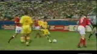 Gheorghe Hagi, The Great Legend - Compilation Video