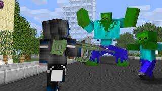 Зомби Апокалипсис в Майнкрафт   7 Серия   Очень ЖЕСТКИЙ финал!