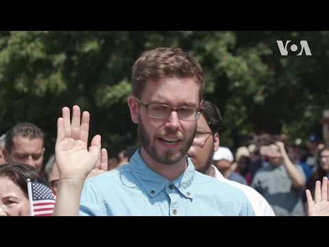 Церемонія набуття громадянства