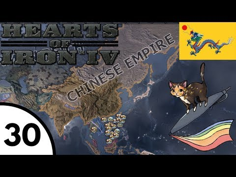 Mandate Of Heaven [Hearts of Iron IV: Imperial Manchukuo] Ep. 30