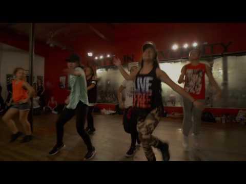 "Sir The Baptist X Nika Kljun ""Raise Hell"" Dance Video"