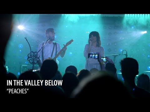 FIAT 500xclusive Concert Series: In The Valley Below, 'Peaches'