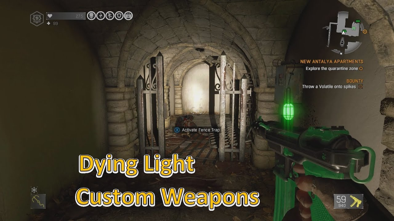 Custom Weapons - cinemapichollu