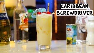 Caribbean Screwdriver
