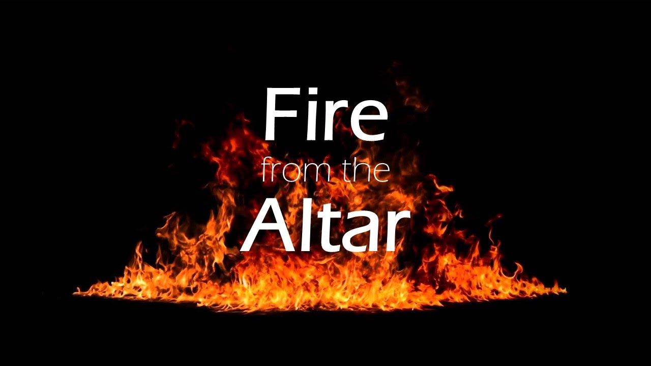 How to Build an Altar Fire