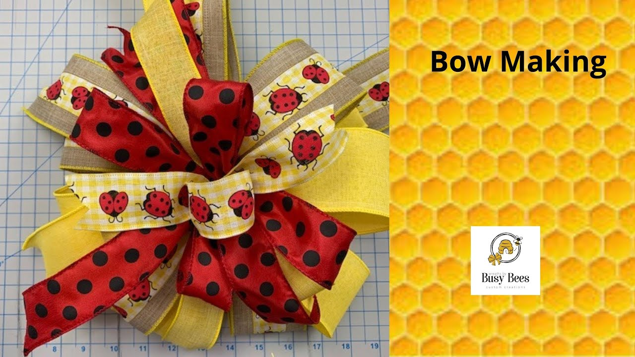 Learn how to make Bows using the ProBow the Hand and the  ProBow 4in1