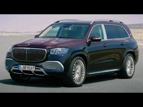The 2020 Mercedes-Maybach GLS 600 Ultimate Luxury Suv Interior Exterior infotainment