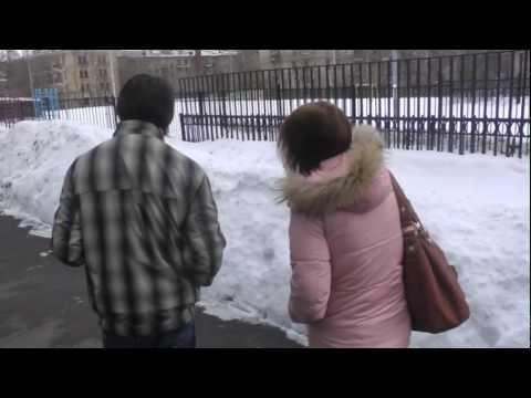 Незаконная агитация на УИК 2488 Москва